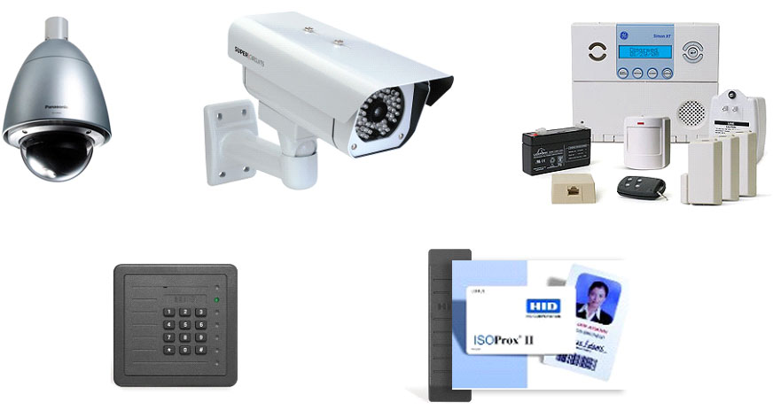 security system products